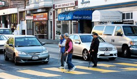 City's Pedestrian Crash Toll Dwarfs Preventative Safety Costs